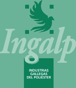 Ingalp logotipo