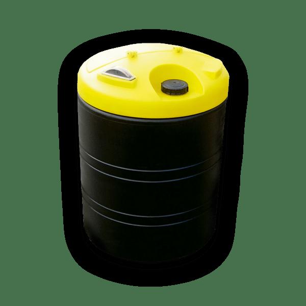Depósito de aceite usado